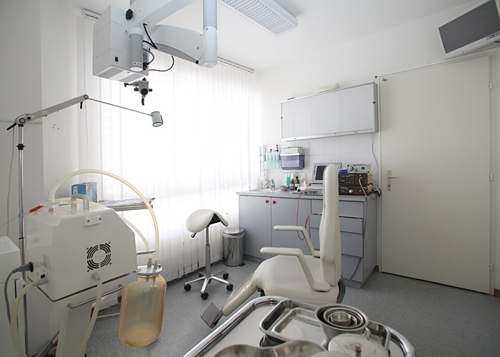 Dr Benchaou - Treatment room